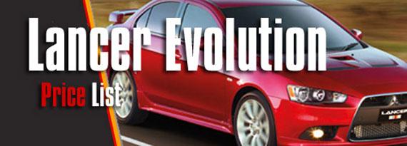 Lancer Evolution